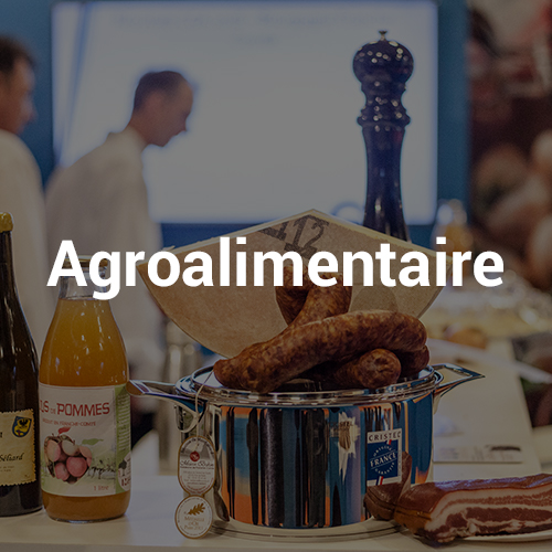 Investir filière agroalimentaire