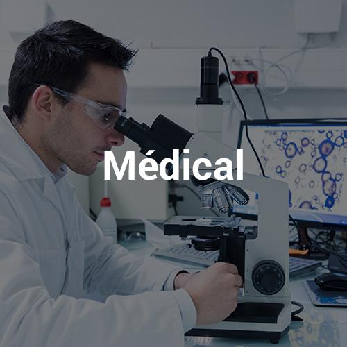 Investir filière médical