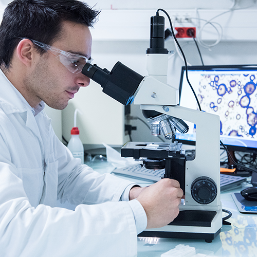 Laboratoire innovant R&D industrie du futur