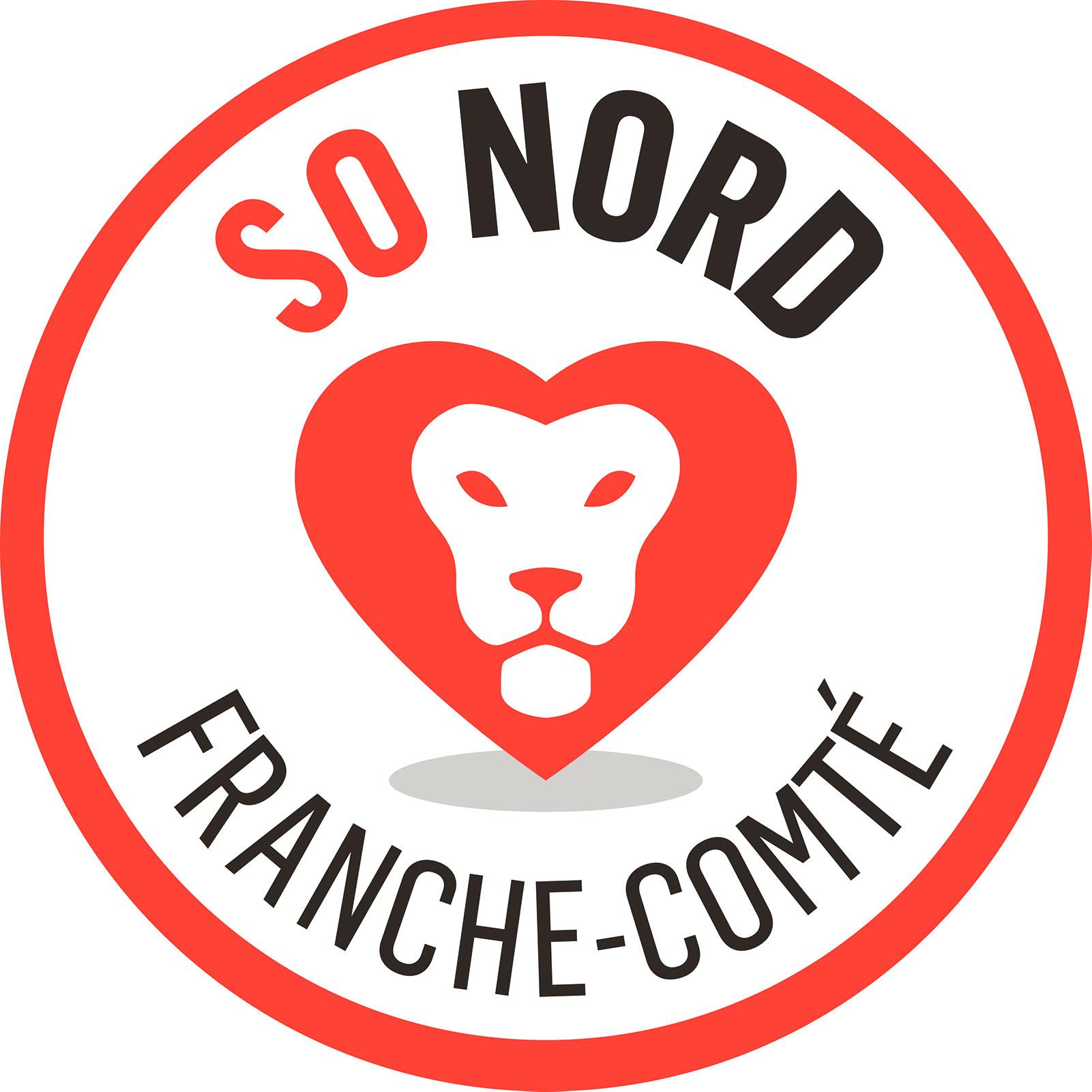 SO Nord Franche-Comté logo macaron