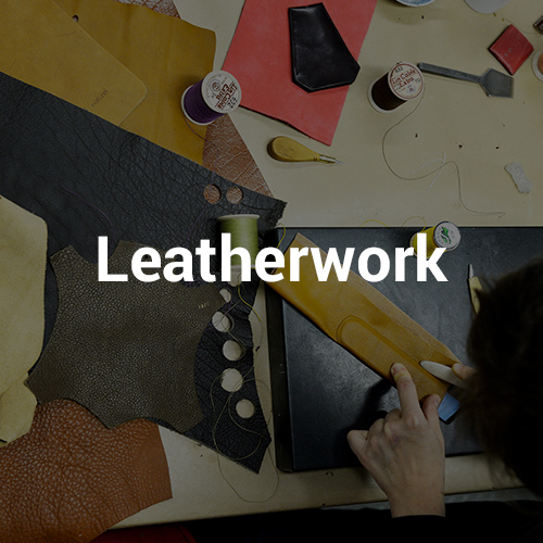 Invest in leatherwork