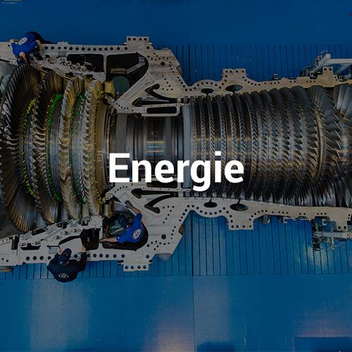 Investieren Sie in Energie