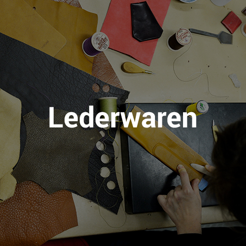 Investieren in Lederwaren