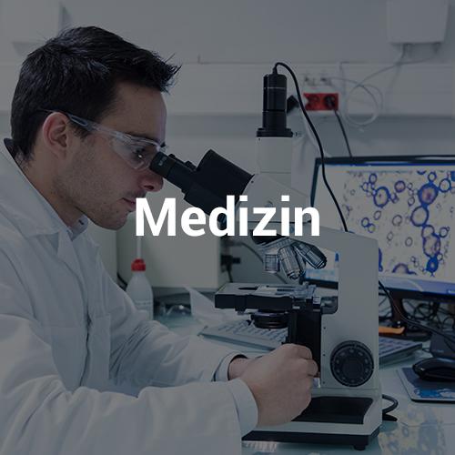 Investieren in Medizin