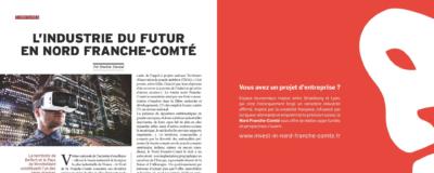 L'industrie du futur en Nord Franche-Comté - Journal du Palais
