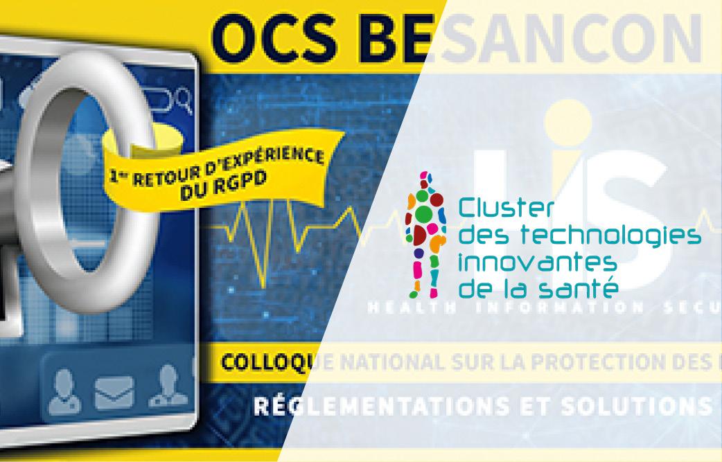newsletter-adnfc - Colloque objets connectés santé OCS 2018 - Besançon