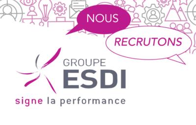 newsletter-adnfc - Le groupe ESDI recrute 80 personnes à Belfort