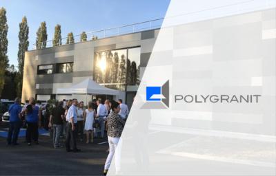 newsletter-adnfc - Polygranit inaugure ses nouveaux locaux de 4300 m2 à Grandvillars
