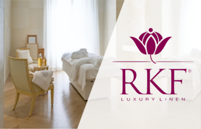 newsletter-adnfc - RKF Luxury Linen fait rayonner le luxe made in Nord Franche-Comté