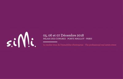 newsletter-adnfc - Salon-SIMI à Paris le rendez-vous de l'immobilier d'entreprise à ne pas manquer