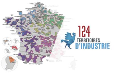 newsletter-adnfc - Une nouvelle approche basée sur 124 territoires d'industrie