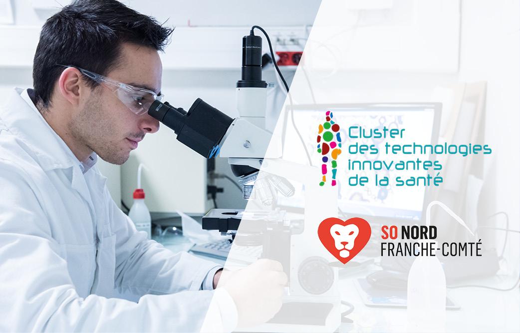 Industries et technologies de santé en Bourgogne Franche-Comté