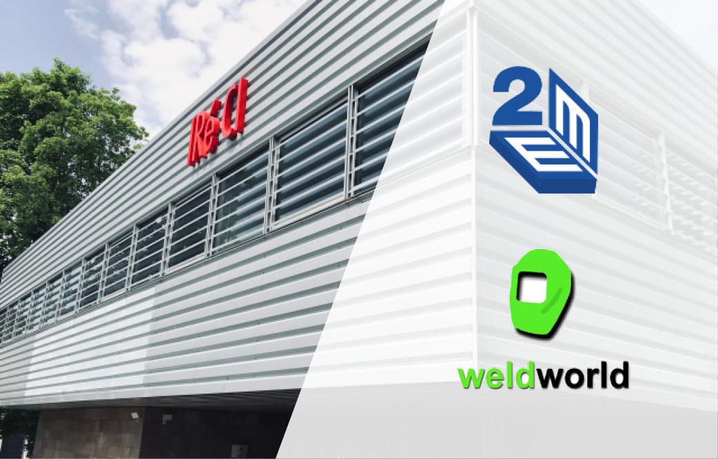 L'IRECI séduit les investisseurs - 2E2M et WeldWorld