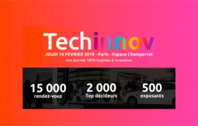 Techinnov, une journée 100% business & innovation