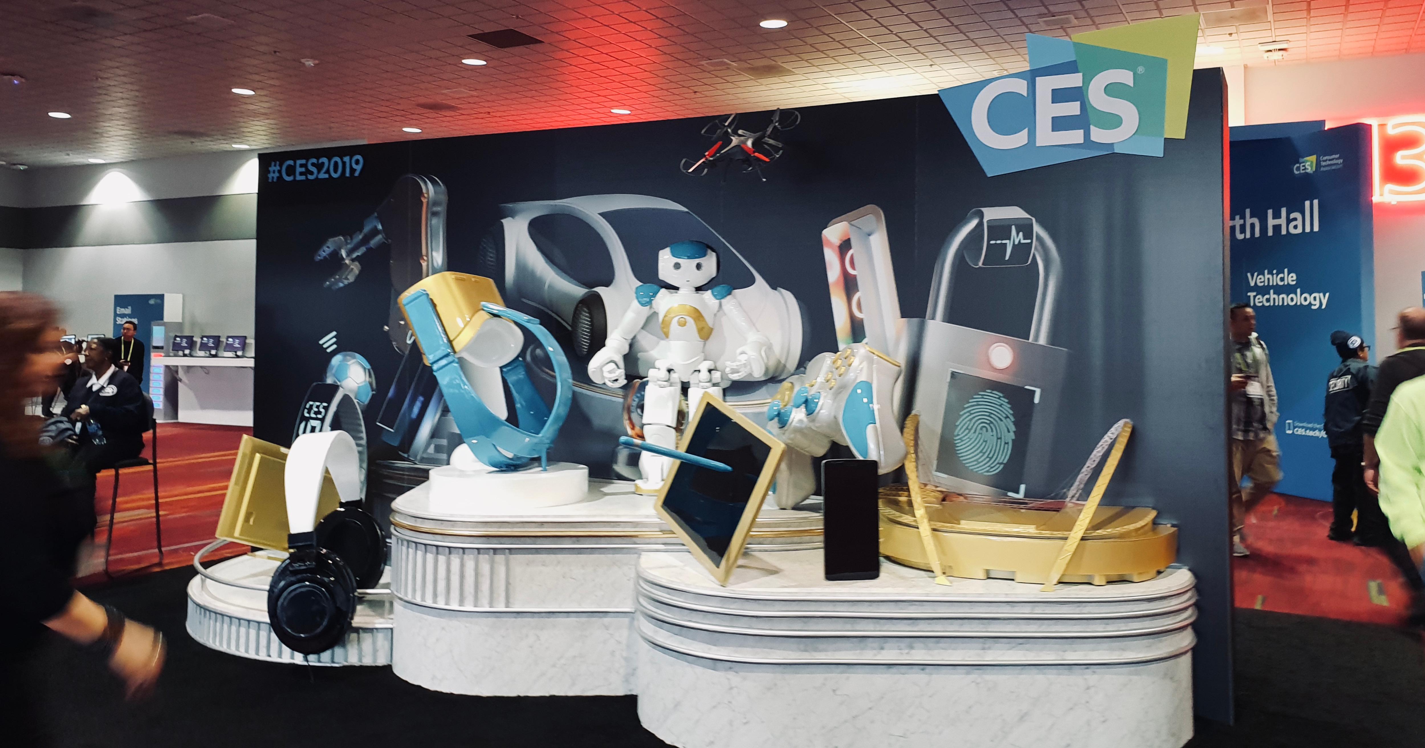 CES Las Vegas 2019 - Consumer electronics show