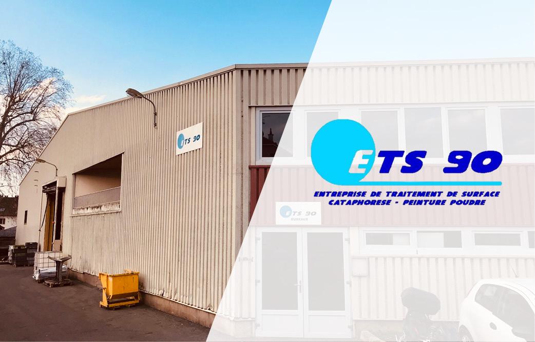 ETS 90 réinvestit dans son outil de production