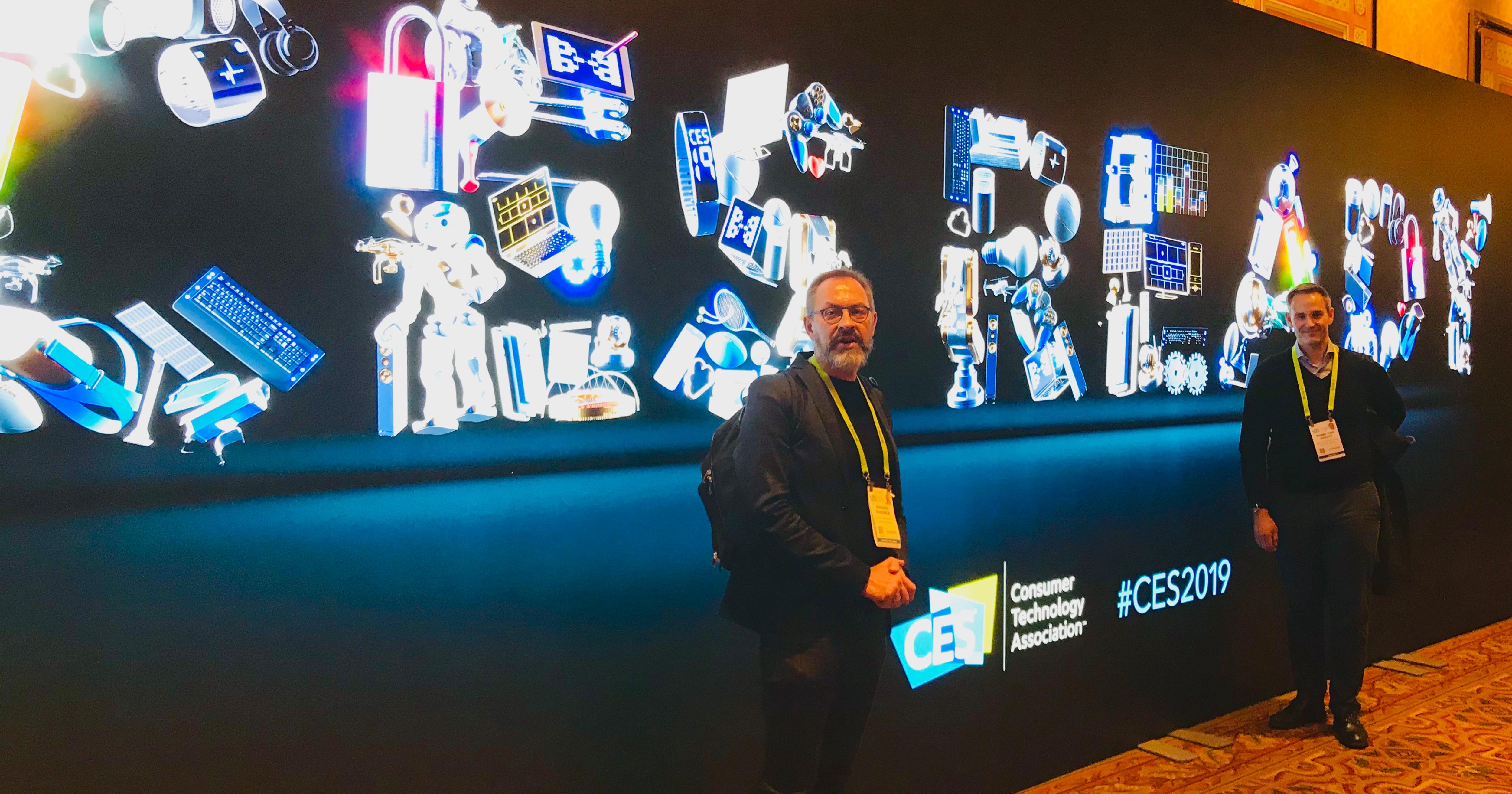 ESDI au CES 2019 Las Vegas