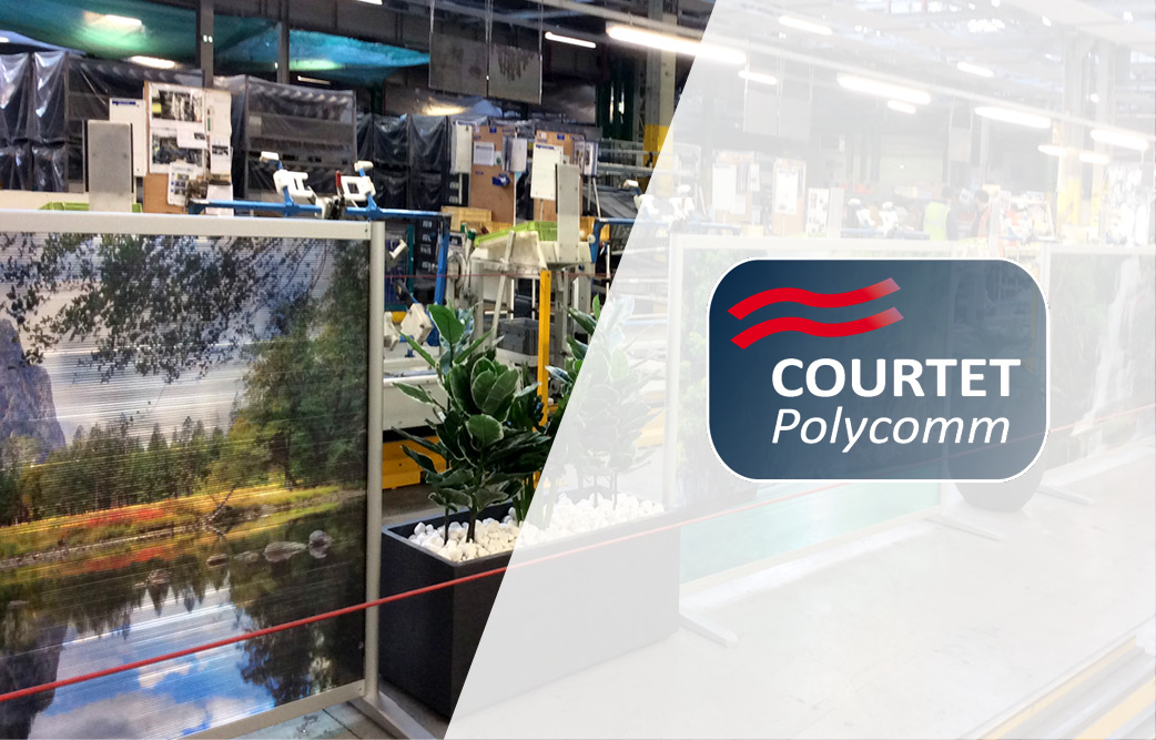 Courtet Polycomm et le succès de la diversification