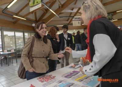 Les Informelles à l'ADAPEI du Doubs - ADN-FC 11 avril