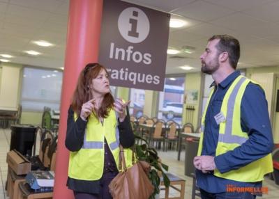 Les Informelles à l'ADAPEI du Doubs : soirée réseautage