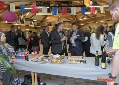 Les Informelles à l'ADAPEI du Doubs : buffet