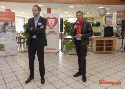 Les Informelles by ADN-FC  : présentation par Gilles CASSOTTI