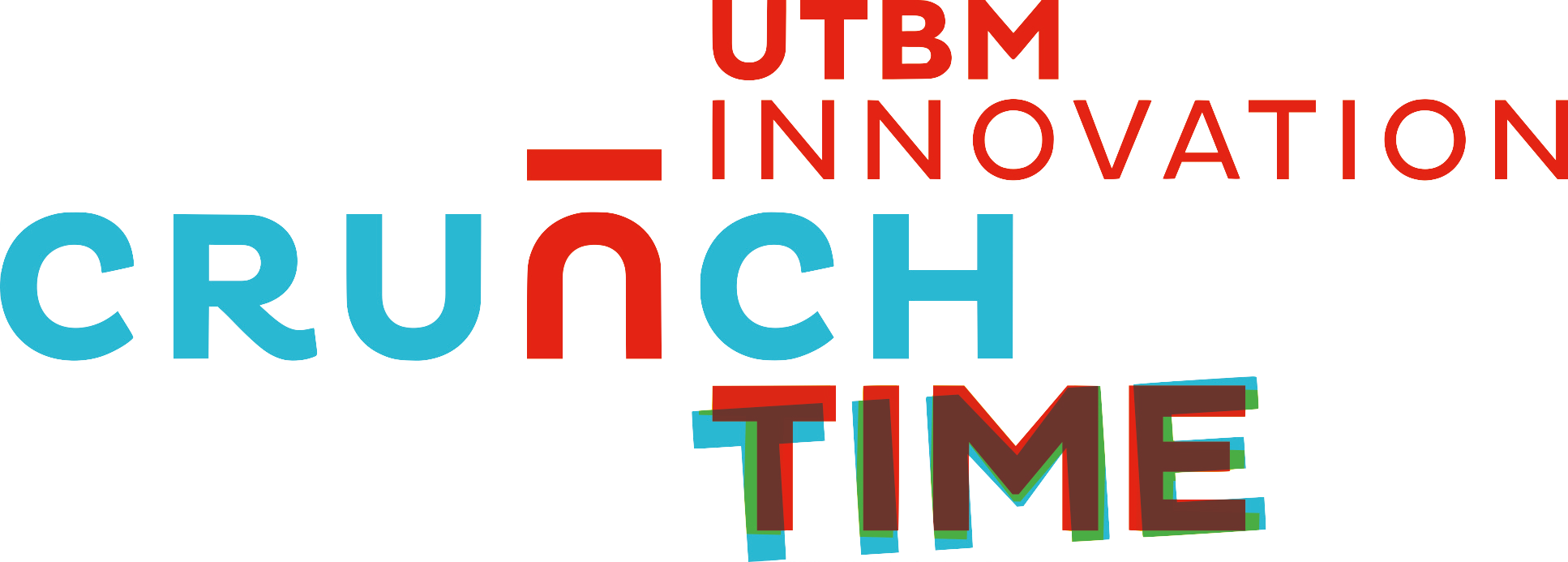 Innovation Crunch Time 2019 - UTBM - logo
