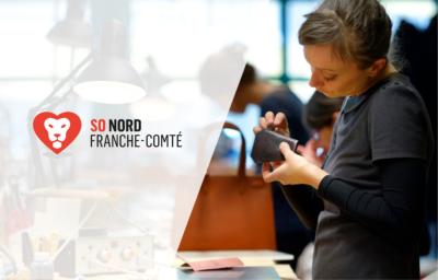 Filière cuir maroquinerie région Bourgogne Franche-Comté
