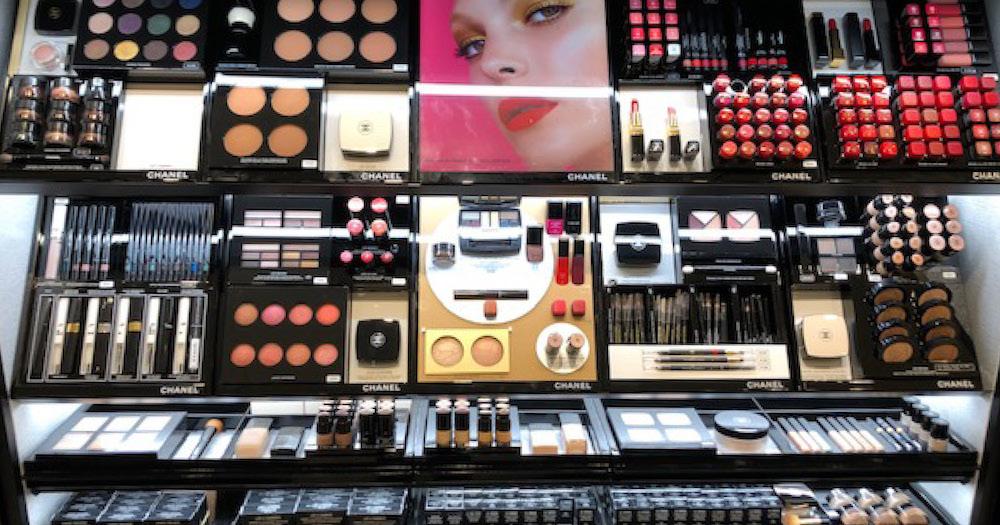GAM Prod - plv maquillage