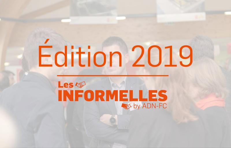 Les Informelles by ADN-FC - édition 2019