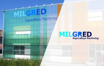 Milgred Superalloys Machining est installé au Techn'hom (Belfort)