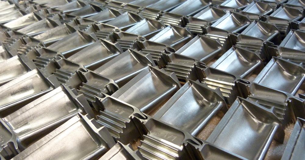Milgred Superalloys Machining - produits