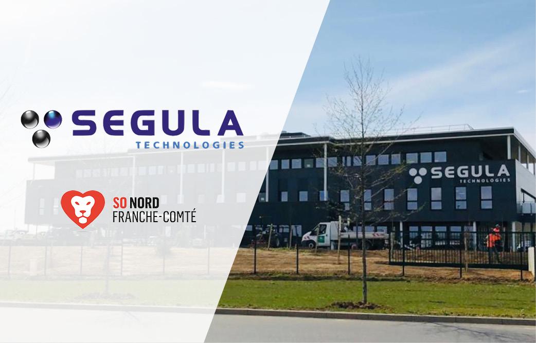 Nouveau technocentre pour Segula Technologies à Technoland 2