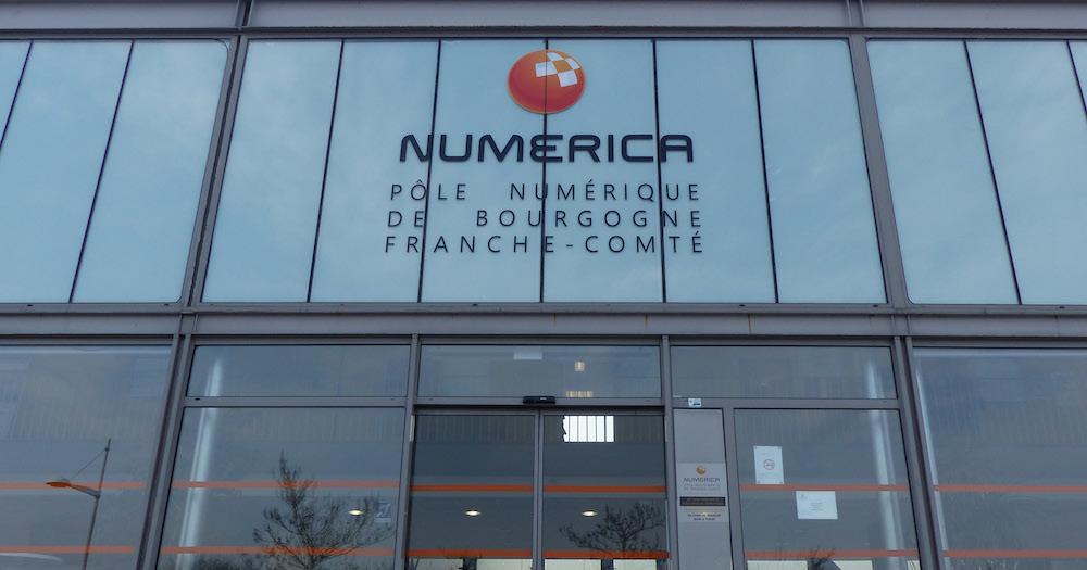 Numerica pôle numerique de Bourgogne Franche-Comté