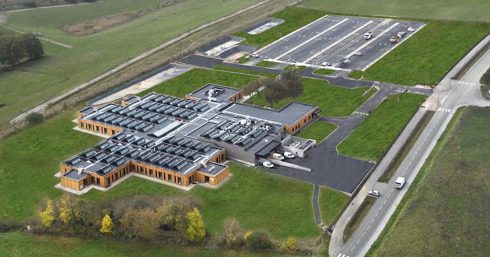 Technoland II - Hermes - Nord Franche-Comté