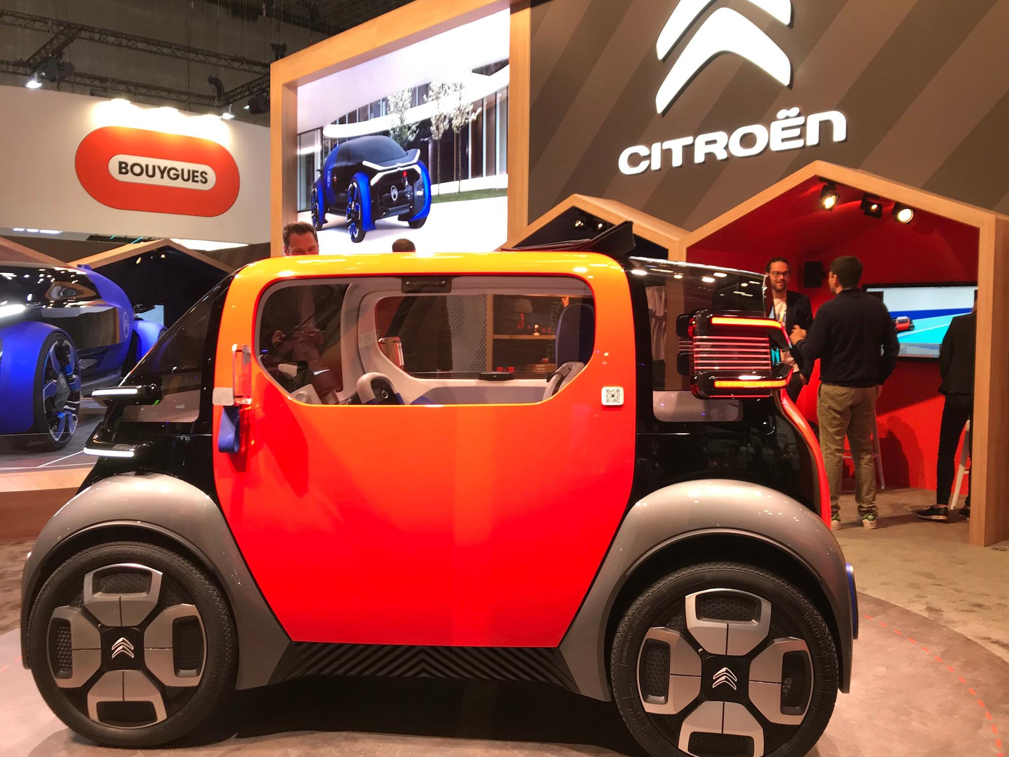 VivaTech 2019 Citroën