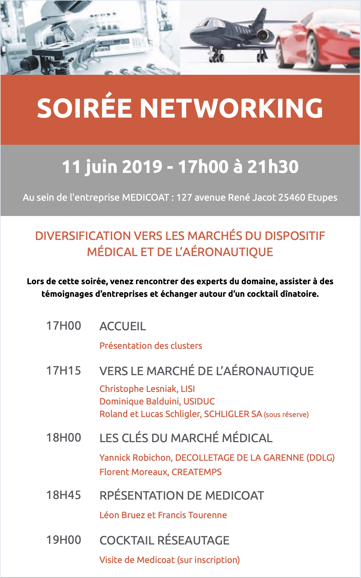 Programme - Networking11juin