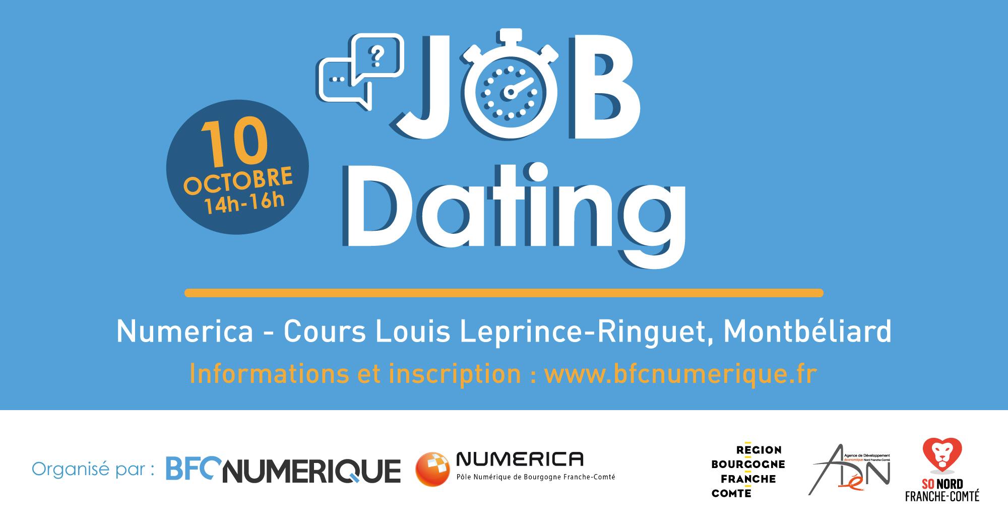 Job Dating - BFC Numérique