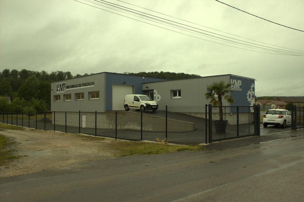 Bâtiment KMP