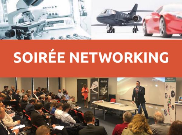 Soirée networking sur la diversification
