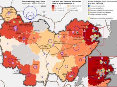 Un ADN tourné vers l'avenir en Nord Franche-Comté