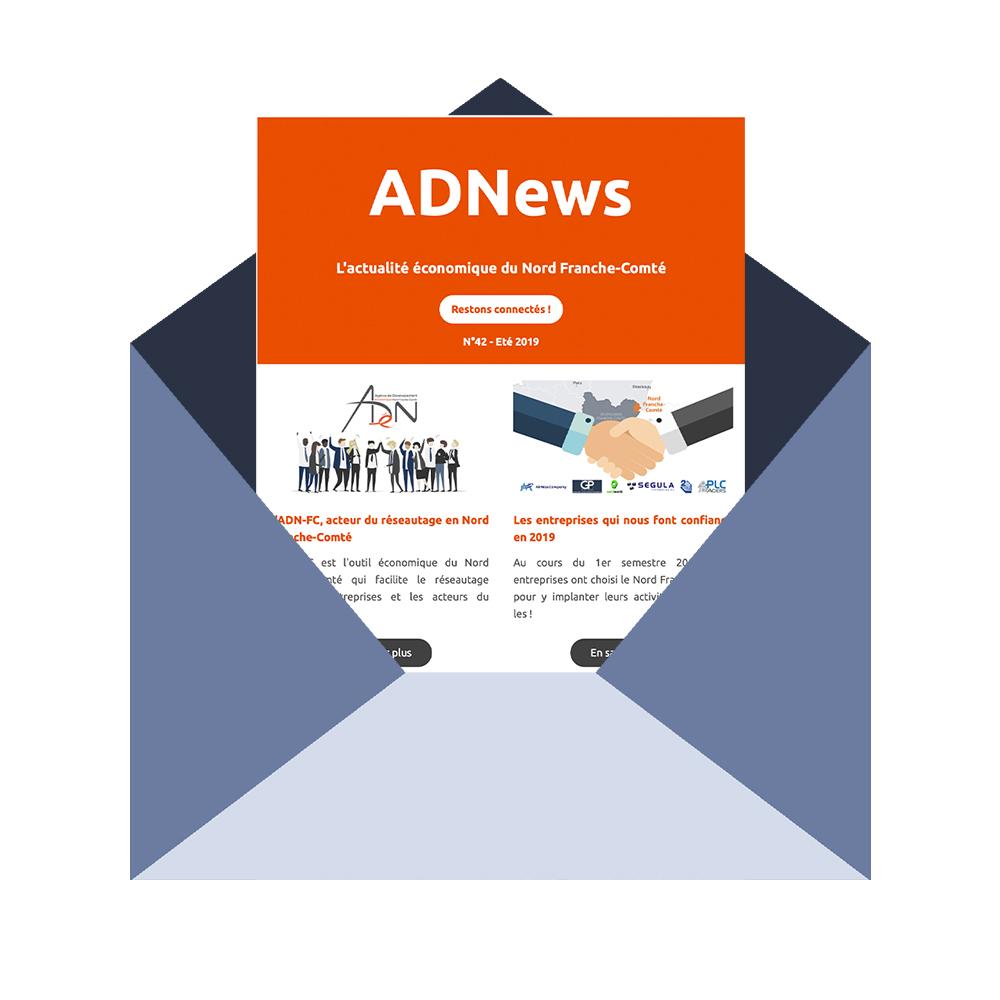 Newsletter - actualité économique