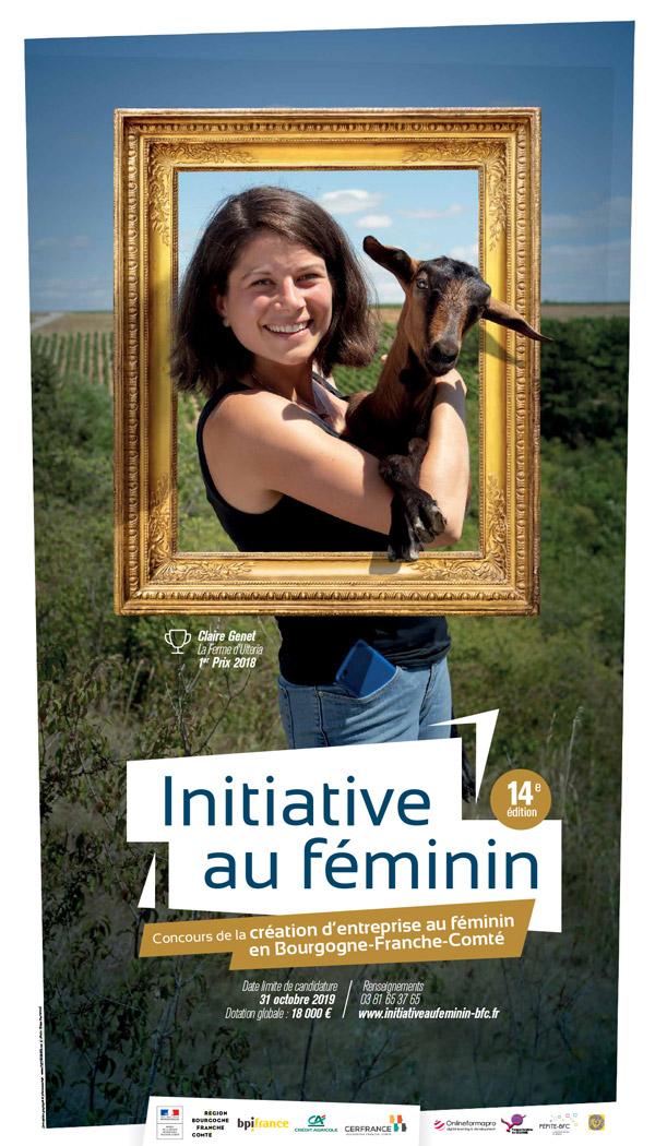 Concours Initiative au féminin 2019