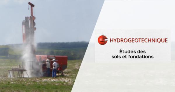 Hydrogeotechnique, bureau d'études des sols et des fondations
