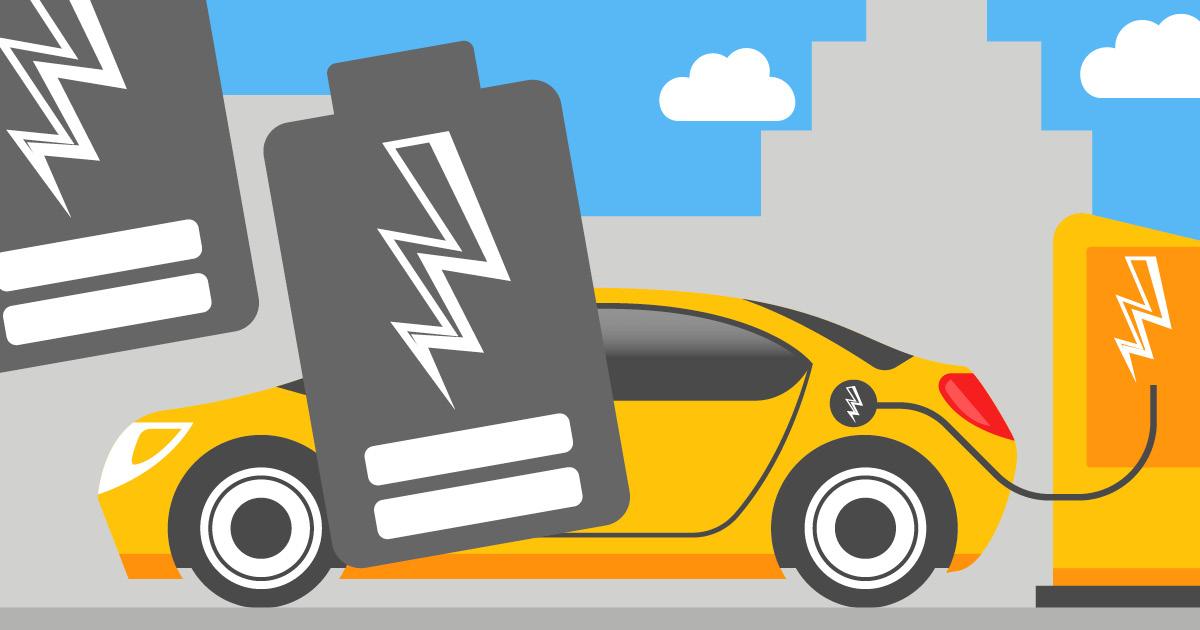 Automobile : le défi de l'électrique - visuel ADN-FC