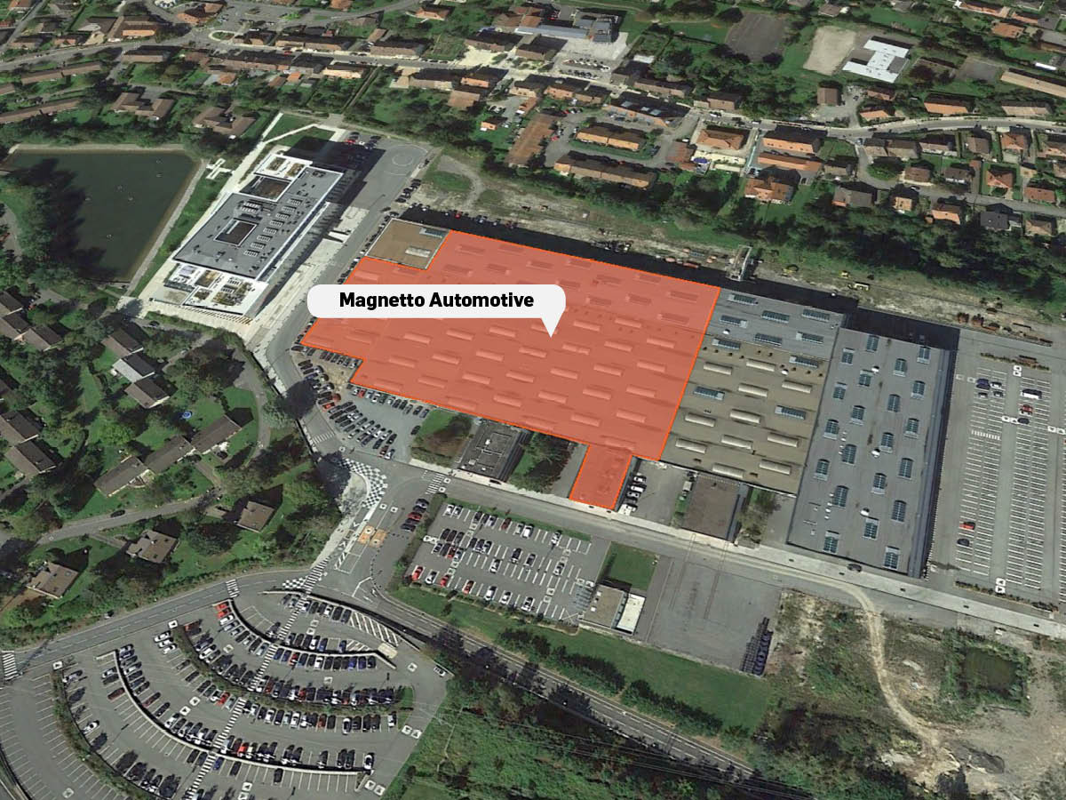Magnetto Automotive – CLN Group choisit le Nord Franche-Comté