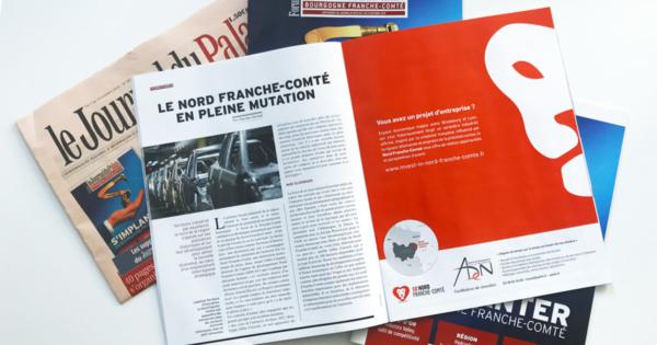 So Nord Franche-Comté dans la presse économique - octobre 2019