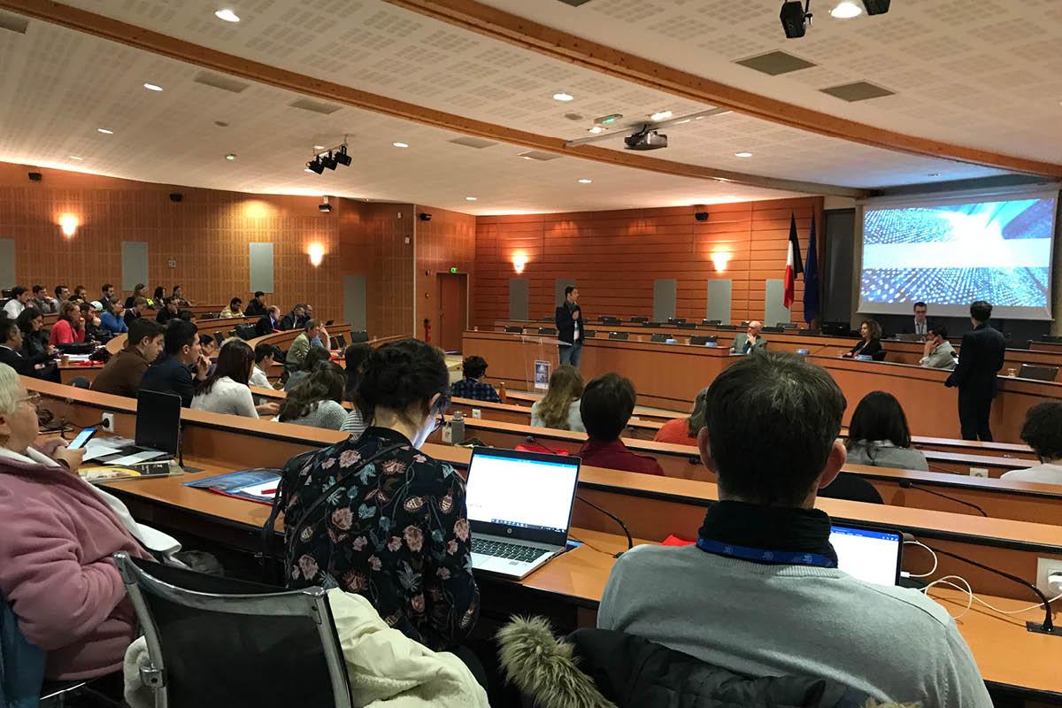 5e colloque OCS et IA Dijon 2019 - Conférence