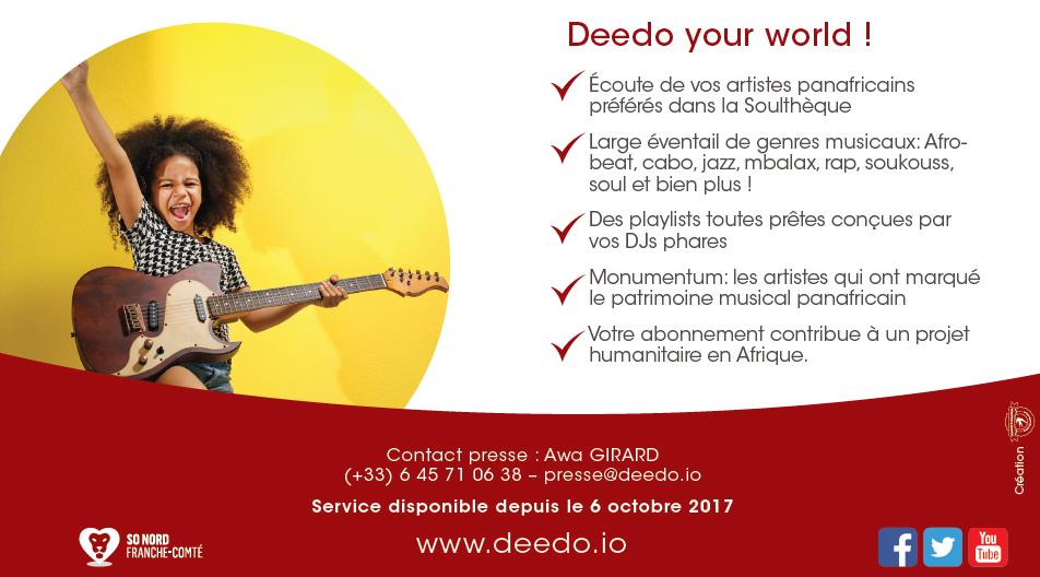 Deedo - So Nord Franche-Comté