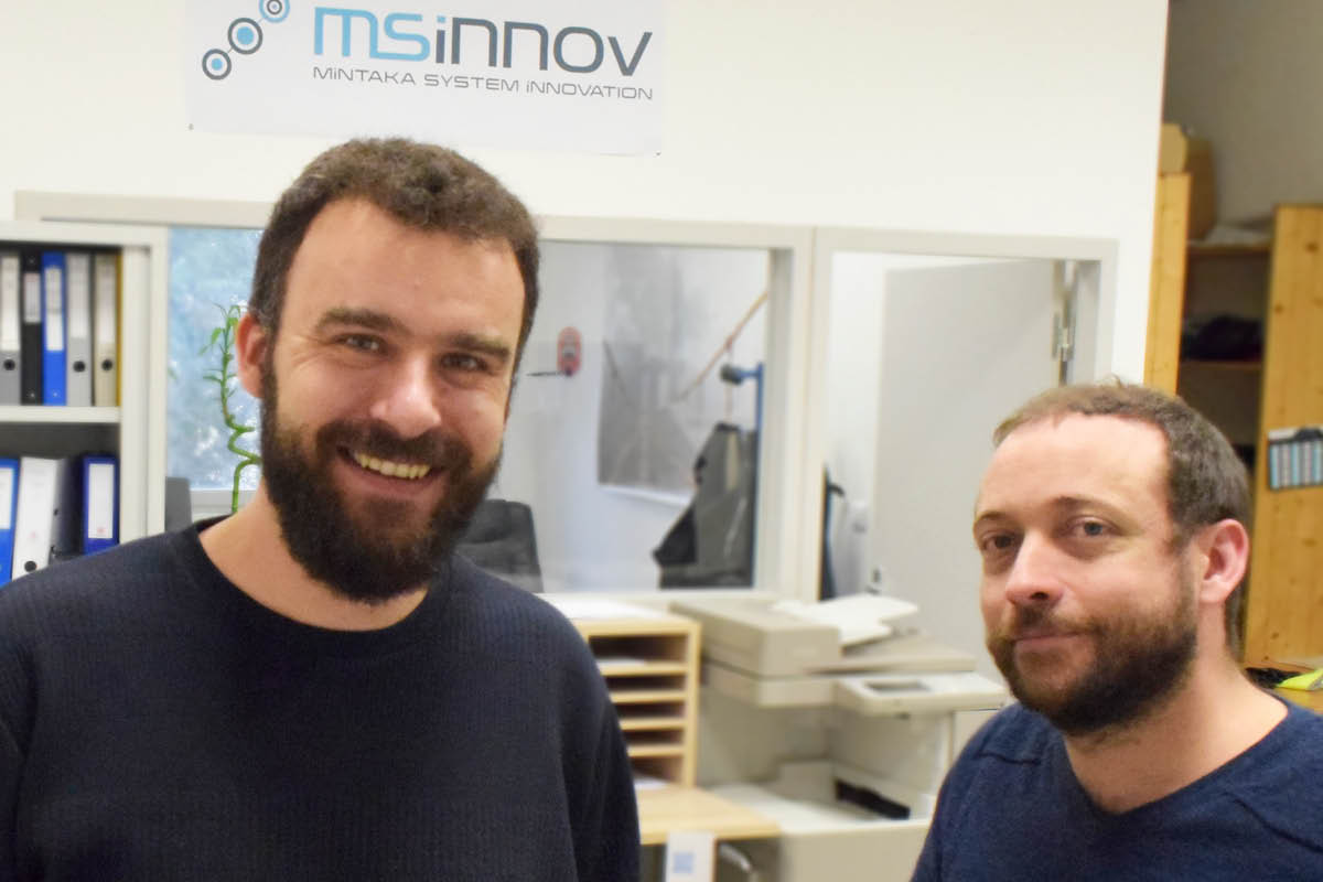 MS-innov, julien Morel et